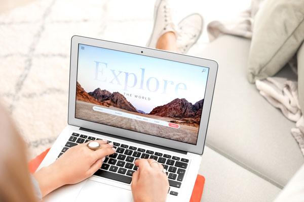 Modern Website Design 2021